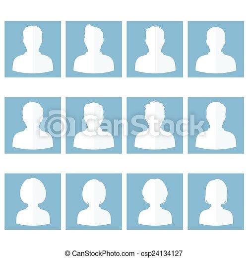 flat avatar - csp24134127