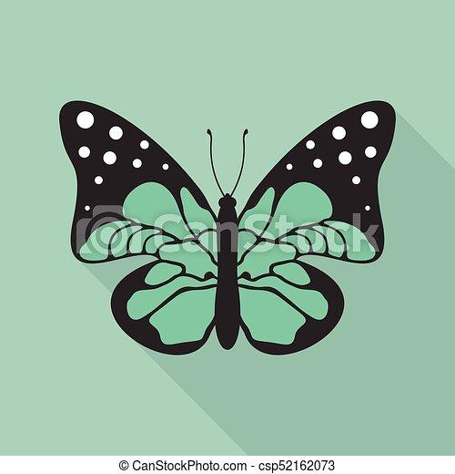 Flat butterfly2 - csp52162073