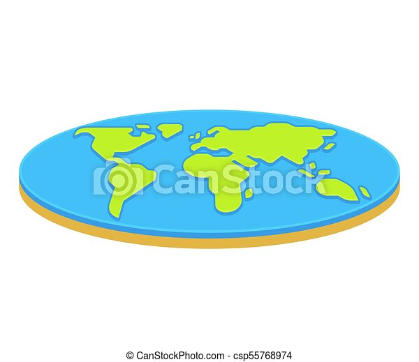 Earth Icon Flat - Icon Shop - Download free icons for ...   Earth Flat Icon Eps