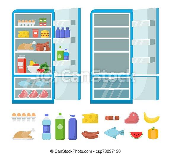 Fridge Png Clipart Refrigerator Clip Art - Fridge Png Clipart Refrigerator  Clip Art - Free Transparent PNG Clipart Images Download