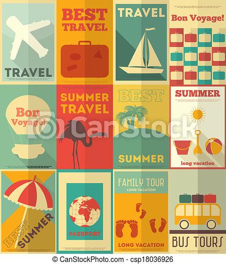 vacation items