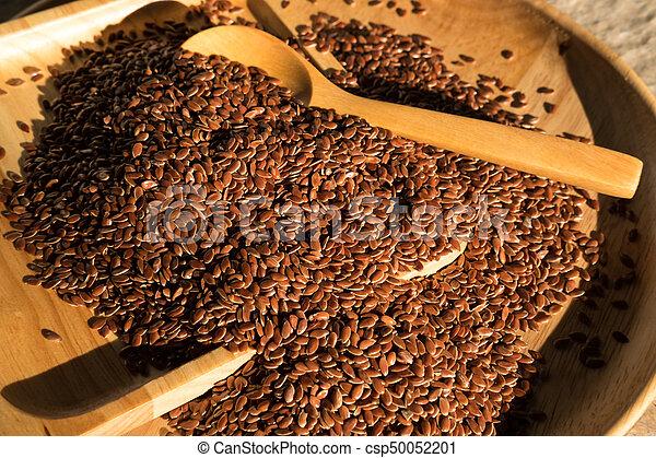 Flaxseed - csp50052201