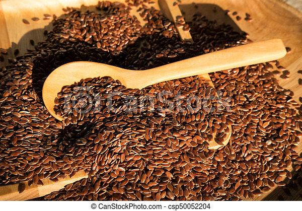 Flaxseed - csp50052204