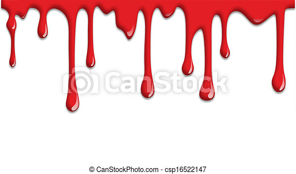 fleckenver22b scary illustration of blood dripping on drawing rh canstockphoto com dripping blood clipart border dripping blood clipart border free