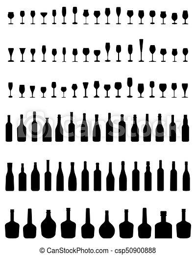 flessen, bril - csp50900888