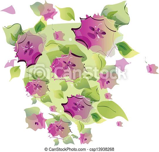 fleur - csp13938268