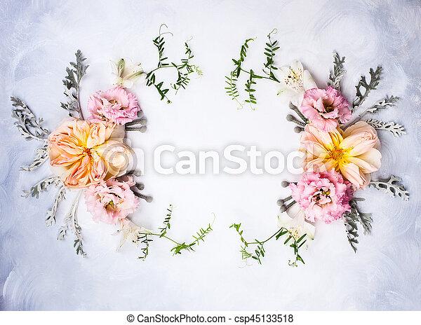 fleur, composition - csp45133518