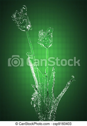 Fleur Glace