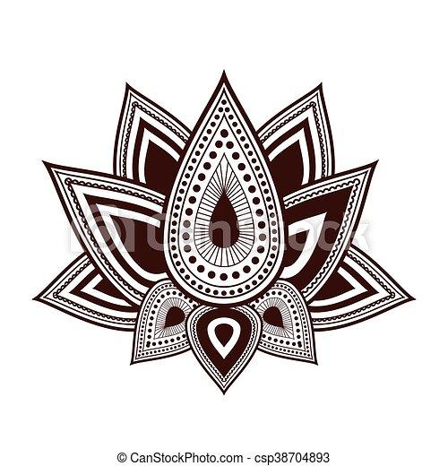 Dessin Fleur De Lotus Trendy Fleur Lotus Dessin Tatouage Fleur De