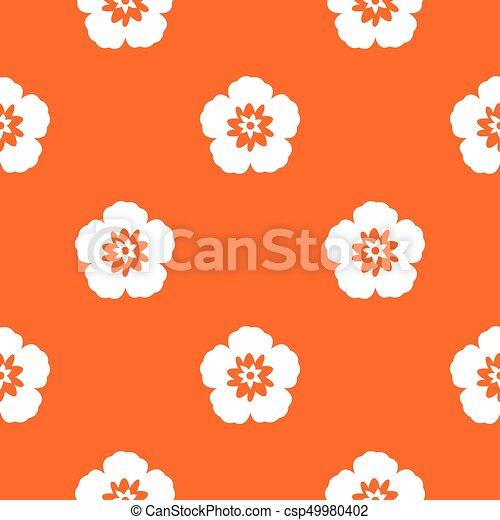 Fleur Rose Seamless Modèle Coréen Sharon