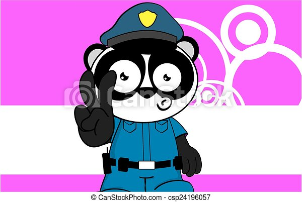 Flic Ours Panda Background9 Dessin Animé