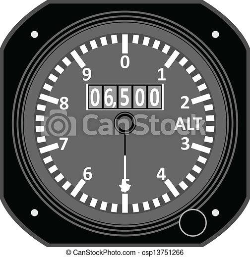 Flight instrument - csp13751266