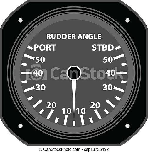 Flight instrument. - csp13735492