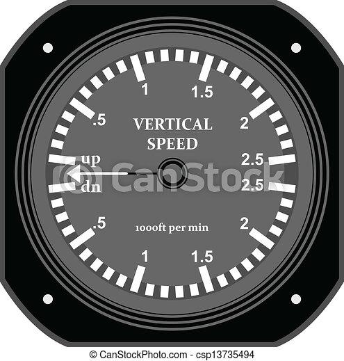 Flight instrument. - csp13735494