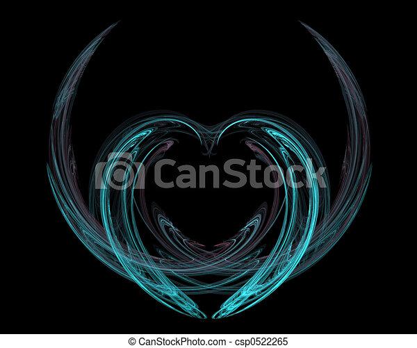 Flight of Heart - csp0522265