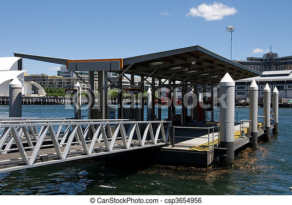 Floating Jetty
