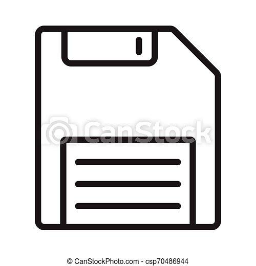 Floppy - csp70486944