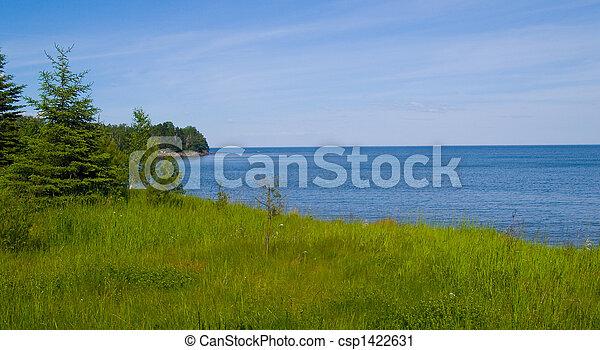 Flood Bay Spring - csp1422631