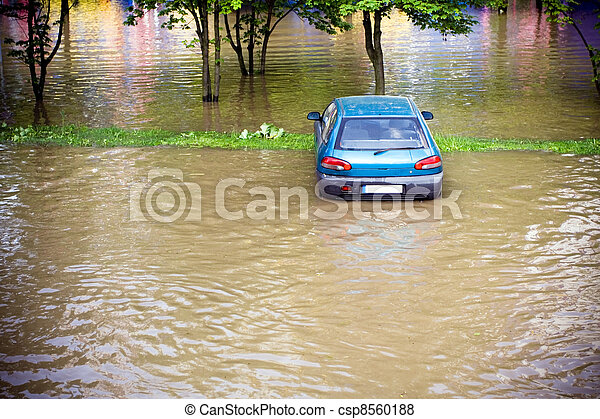 Flood insurance need before - csp8560188