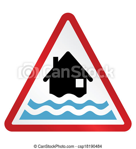 Flood Warning - csp18190484