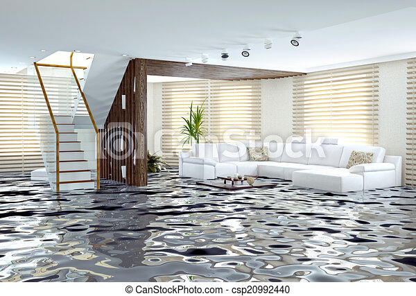 flooding - csp20992440