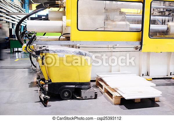 floor cleaning machine - csp25393112