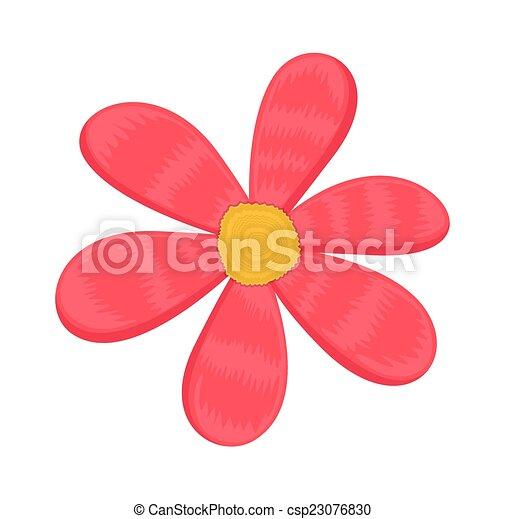 flor cor de rosa desenho vetorial flor festivo ocasiões