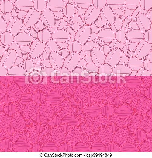 Antecedentes florales - csp39494849