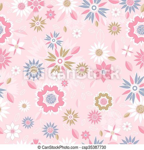 Antecedentes florales - csp35387730