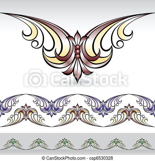 Flora design - csp6530328