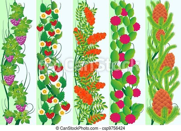 Flora - csp9756424