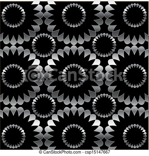 Floral background - csp15147667