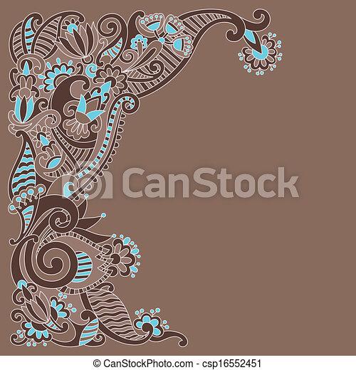 floral background - csp16552451