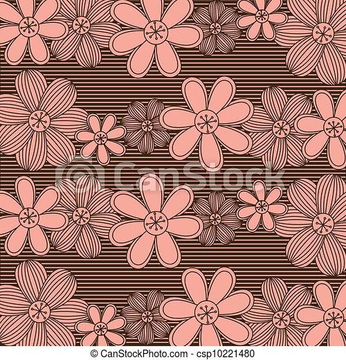 floral background - csp10221480