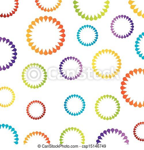 Floral background - csp15146749