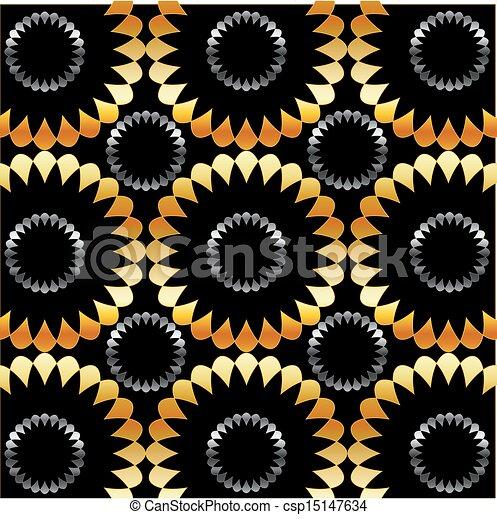 Floral background - csp15147634