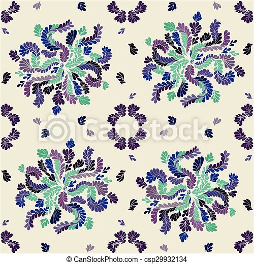 floral background - csp29932134