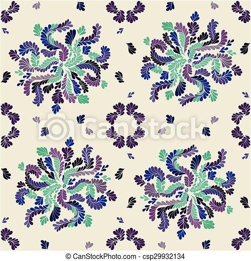floral background - csp29932134