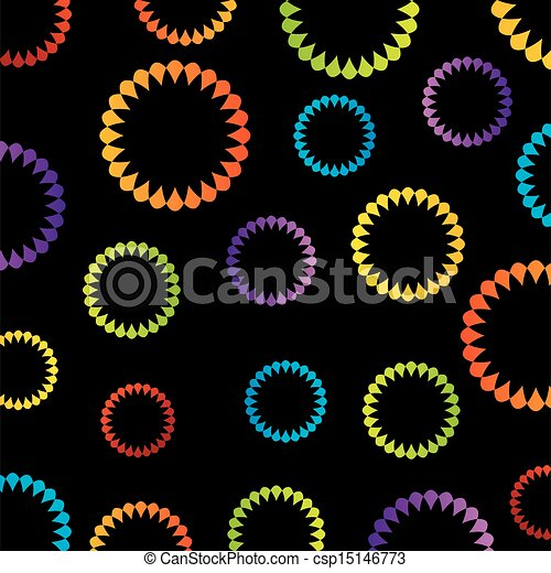Floral background - csp15146773