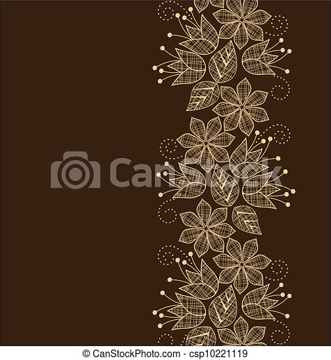 Floral background - csp10221119