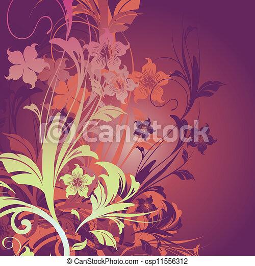 floral - csp11556312