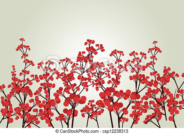 floral - csp12238313