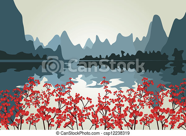 floral - csp12238319