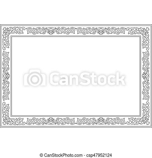 floral corner - csp47952124