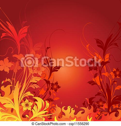 floral - csp11556290