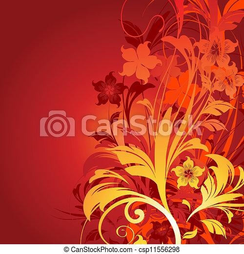 floral - csp11556298