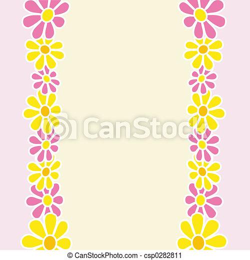 Floral design - csp0282811