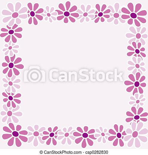 Floral design - csp0282830