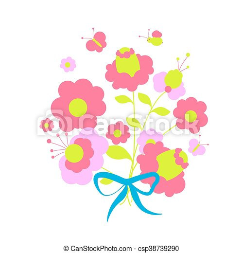 floral design - csp38739290