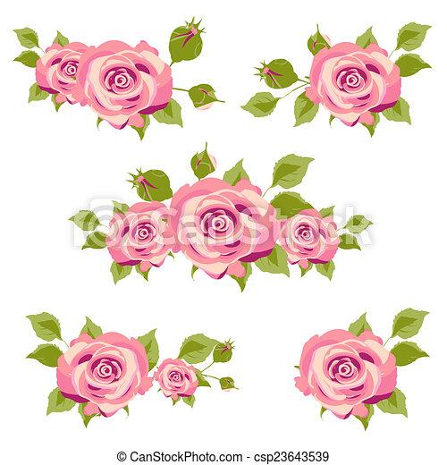 floral design - csp23643539